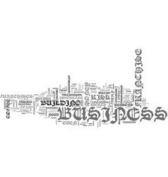 A coffee franchise by the numbers text word cloud vector