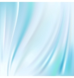 Blue silk backgrounds vector image vector image