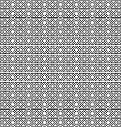monochrome vintage seamless texture vector image