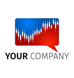 Exchange Logo vector image