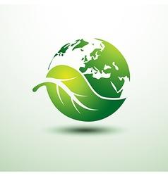 Green earth4 vector