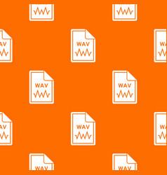 File wav pattern seamless vector