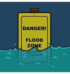Flood zone vector