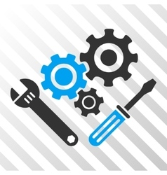 Mechanics Tools Icon vector