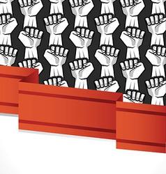 Revolution poster vector