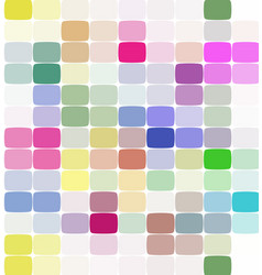 Abstract geometric backgrounds full color vector
