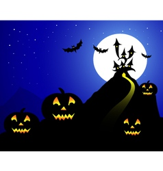 Halloween- vector image