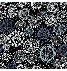 artistic wallpaper vector image vector image