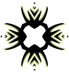 Pattern Design Ornament vector image vector image