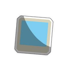 instant photography album vector image