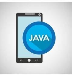 Smartphone programming web java vector