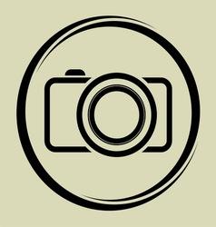 no camera4 vector image vector image