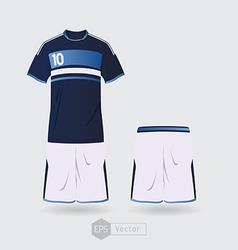 Argentina team uniform vector