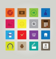 Web Icons 39 vector