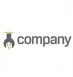 house renovation logo vector image