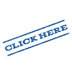 Click Here Watermark Stamp vector