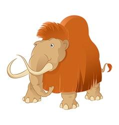 Mammoth vector image