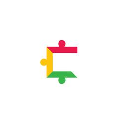 community care icon design vector image