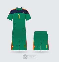 Spain goalkeeper vector
