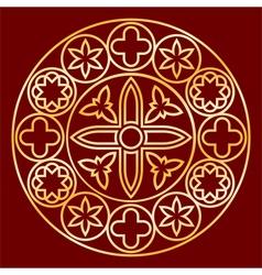 Gothic vector image