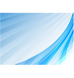 blue abstract background modern design vector image