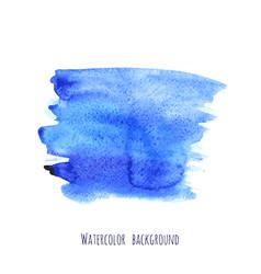 Marina navy blue indigo watercolor texture vector