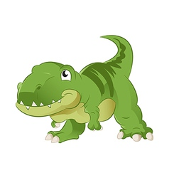 T rex vector image vector image