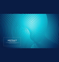 Abstract flow lines background with elegant and vector