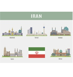 Iran vector