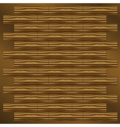 Background wall texture wood vector