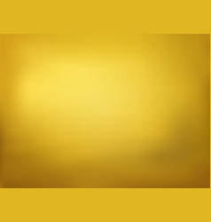 golden metal texture background vector image