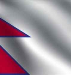 Nepal flag vector