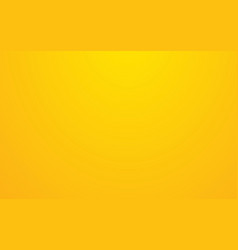 Orange and yellow color gradient background vector