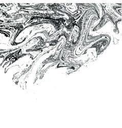 Ebru abstract vector