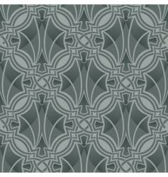 grey seamless wallpaper vector image vector image