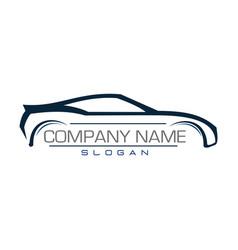 design car company vector image