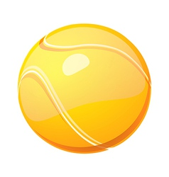 Icon ball vector