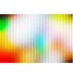 rainbow abstract with light lines blurred vector image