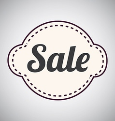 Sale design vector