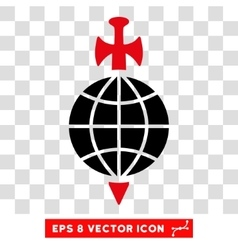 Global Guard Eps Icon vector image vector image