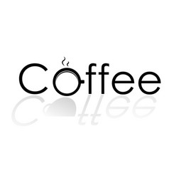 logo coffee2 vector image