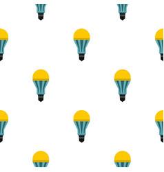 yellow lamp pattern seamless vector image vector image