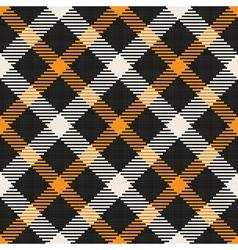 Tartan texture vector image