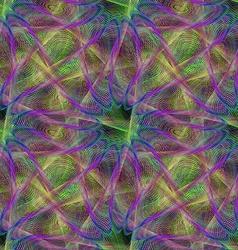 Fractal Design Pattern Background vector