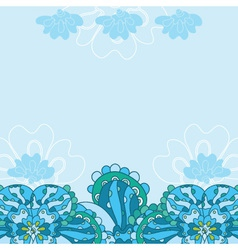 decorative background with place for text vector image