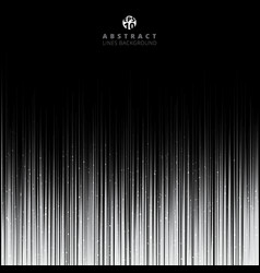 abstract technology white and gray lines motion vector image vector image
