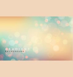 Abstract colorful blurred background for vector