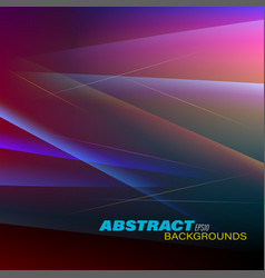 abstract colorful motion vector image