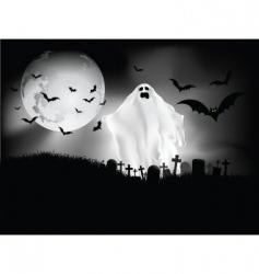 Halloweennight vector image