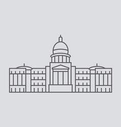 Idaho State vector